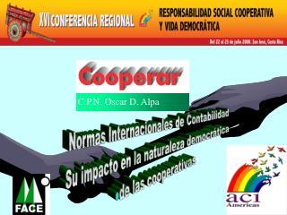 C.P.N. Oscar D. Alpa