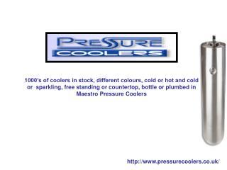 maestro pressure coolers ltd
