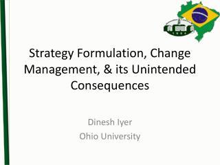 Dinesh IyerOhio University