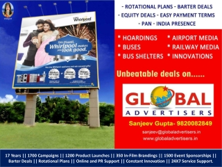 Whirlpool Outdoor Pan India Campaign