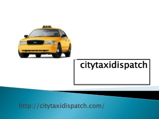 Airport Transfer Taxi