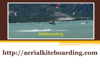 Kite Surfing Camps Bc
