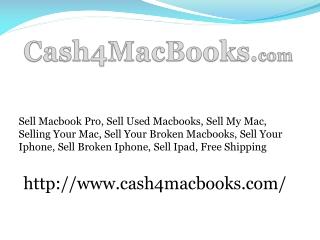 Sell A Mac