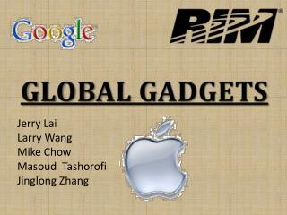 GLOBAL GADGETS
