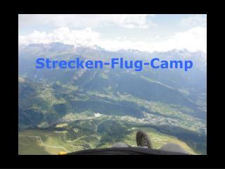 Strecken-Flug-Camp