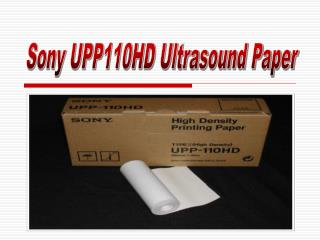 ultrasound paper