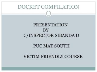 cgp presentation