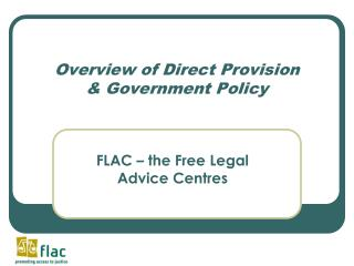 Overview of Direct Provision