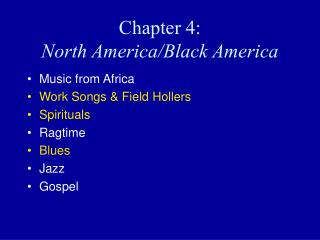 Chapter 4:  