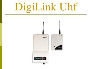 DigiLink Uhf