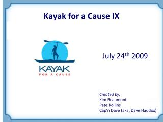 Kayak for a Cause IX