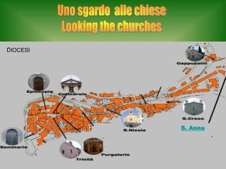 Uno sgardo  alle chiese