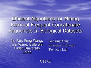 Genxing Yang