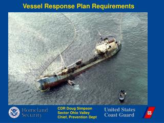 Vessel Response Plan Requirements