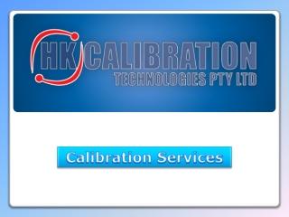 HK Calibration - Calibration Services