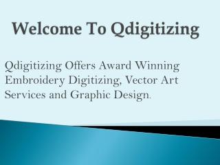 Digitizing Service