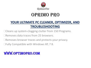 windows registry optimizer