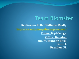 Brandon Home For Sale