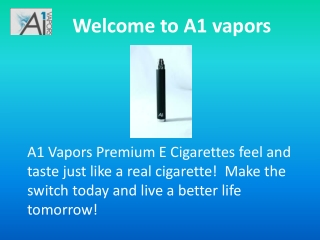 Find electronic cigarette shopes in Miami