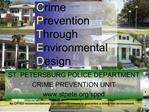 Crime 