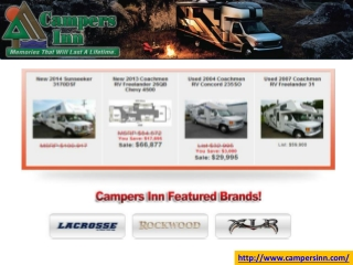 north carolina rv dealer