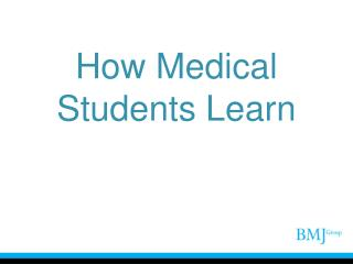 How Medical 