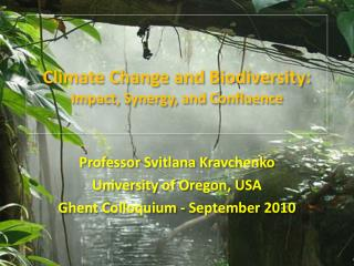Global Biodiversity Outlook-3