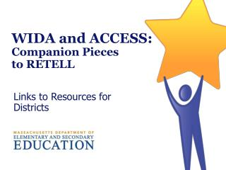 WIDA and ACCESS: