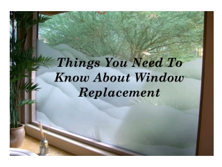 Fast, Reliable Window Replacement Services in Murrieta