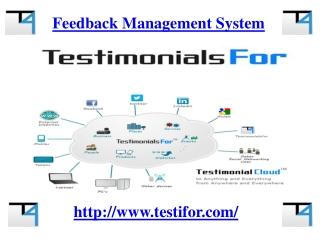 Feedback Management System