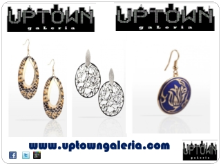 Uptown Galeria - Buy Beautiful Earrings, Gold Earrings, Desi