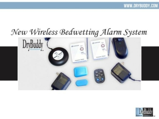 DryBuddy Alarms | Affordable Innovations in Bed Wetting