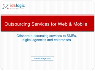 Outsourcing Services India