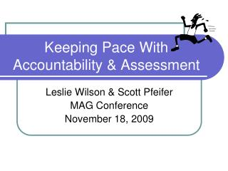 Keeping Pace With 