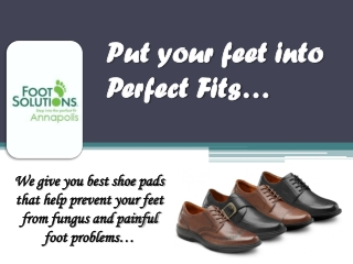 Best Shoes for your feet