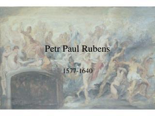 Petr Paul Rubens
