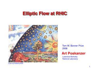 Elliptic Flow at RHIC
