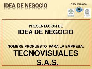 IDEA DE NEGOCIO