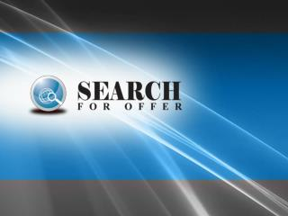 search for offer : agencies offer