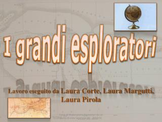 I grandi esploratori