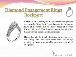 Engagement Ring Rockport
