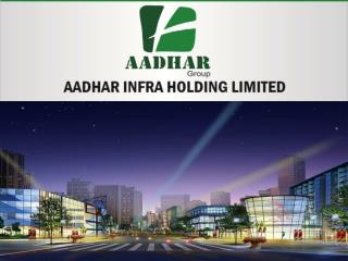 Commercial projects The Business Capital by Aadhar Group