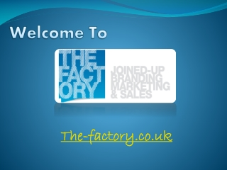 The-factory.co.uk