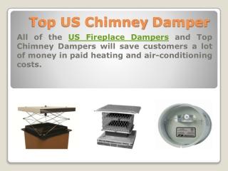 Top US Chimney Damper