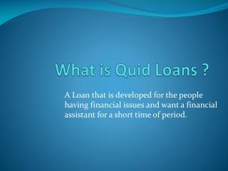 Quick Quid Loann-quick quid loan lenders