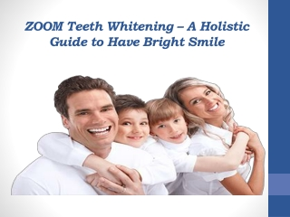 Free Teeth Whitening in Shelby – ZOOM Procedure