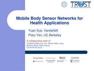 mobile body sensor networks for health applicationsmobile body sensor networks for health applications