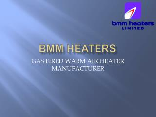 BMM HEATERS