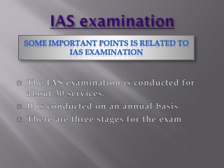 Some Important News for IAS examination