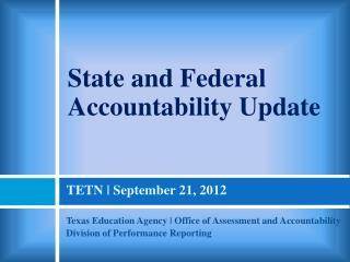 TETN | September 21, 2012